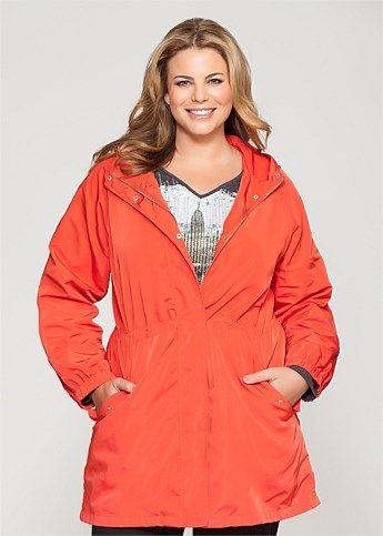 #Virtu Parkway Jacket #plussize #curvy