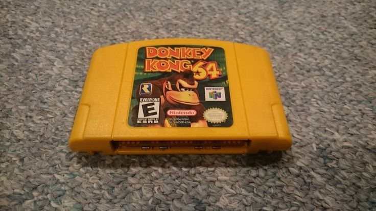Nintendo 64 Game