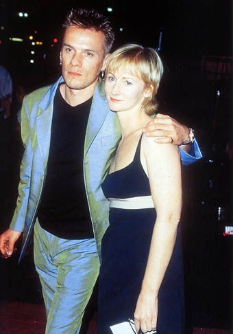 larry mullen jr and partner ann acheson biggest band in