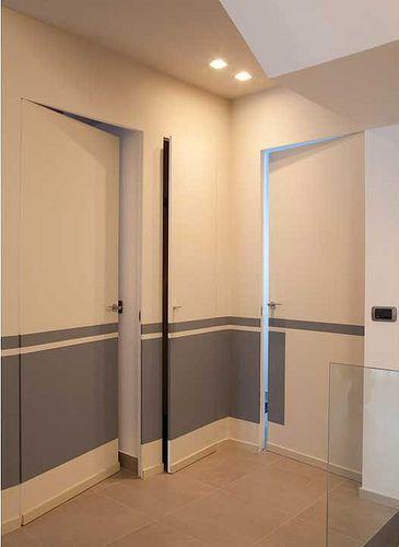 17 best images about sistemi raso parete on pinterest - Porte raso muro ...