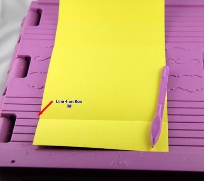 Tri-Fold Shutter Card Tutorial   Jinkys Crafts