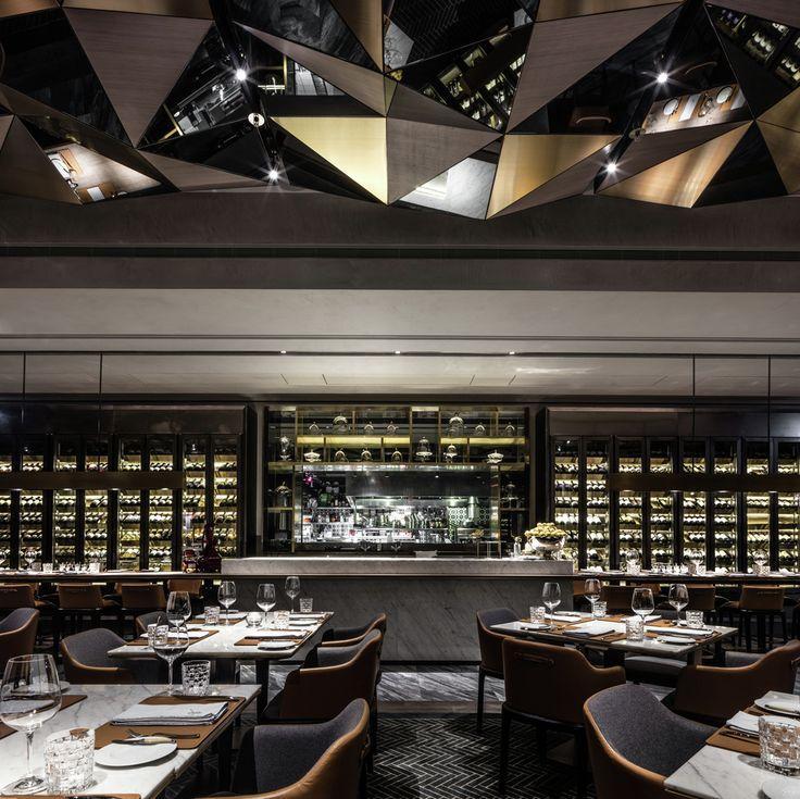 Gallery of porterhouse by laris kokaistudios 9 cafe restaurantrestaurant interiorscafe barrestaurant designeclectic