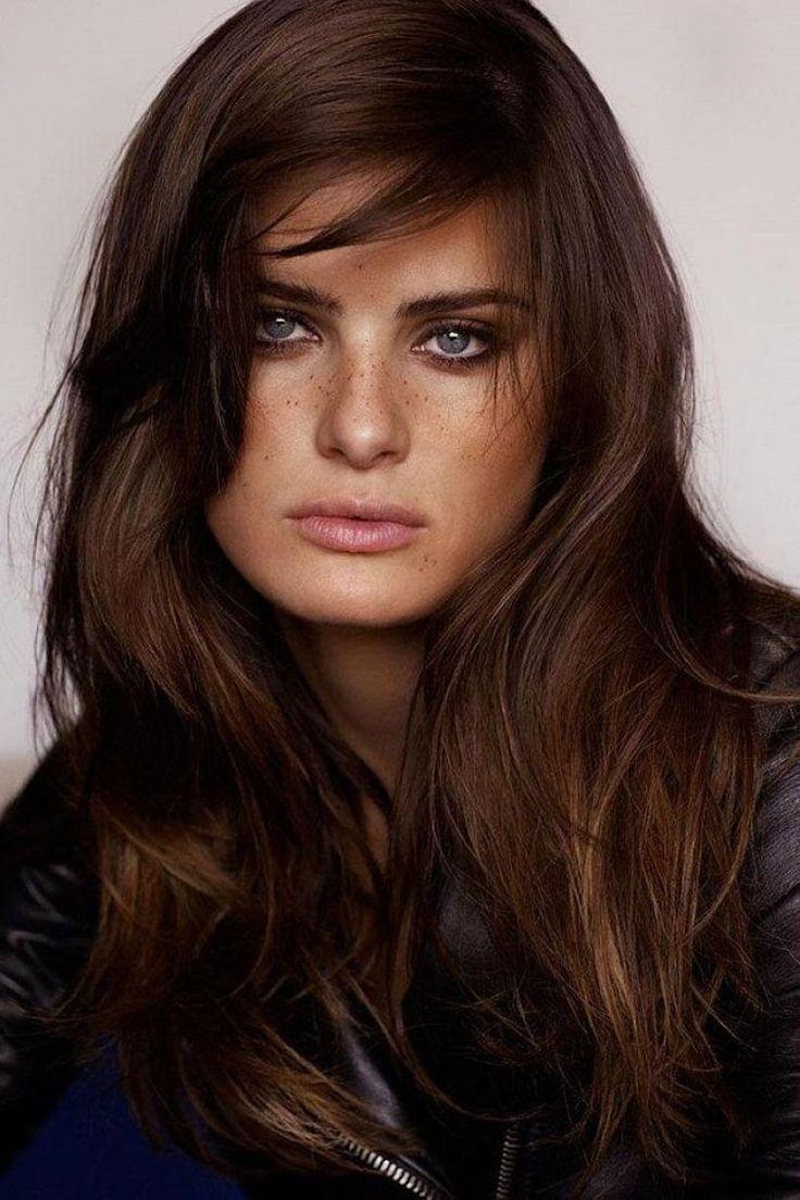 The 25 best violet black hair color ideas on pinterest violet 49 chocoloate brown hair color ideas for brunettes nvjuhfo Choice Image