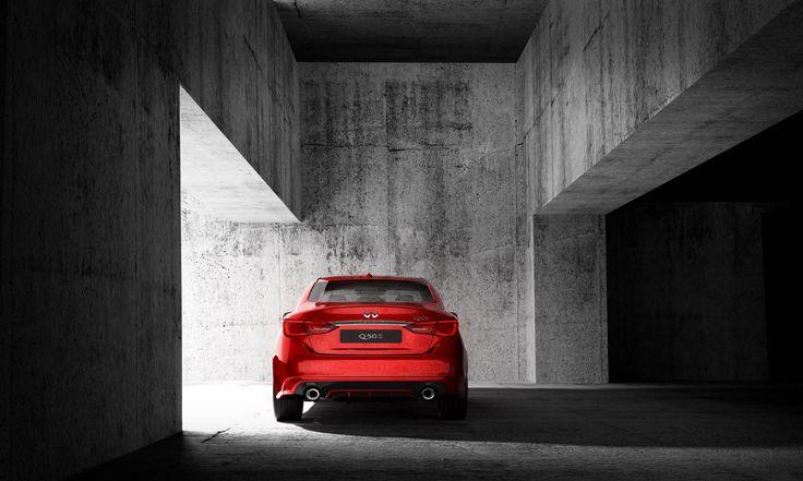 2017 Geneva: All-New Infiniti Q50 Sports Sedan Highlighted in Video and Media Gallery - Automotorblog