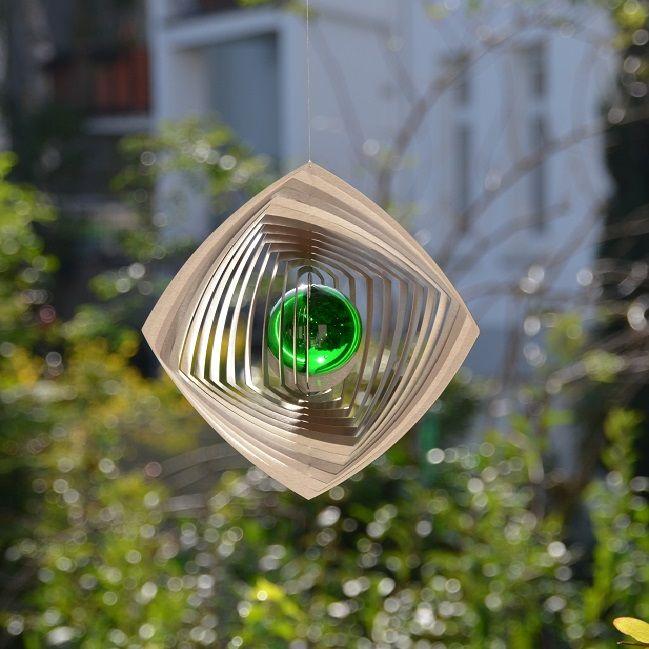 Best 25+ Windspiel edelstahl ideas on Pinterest | Spinner Ringe ...
