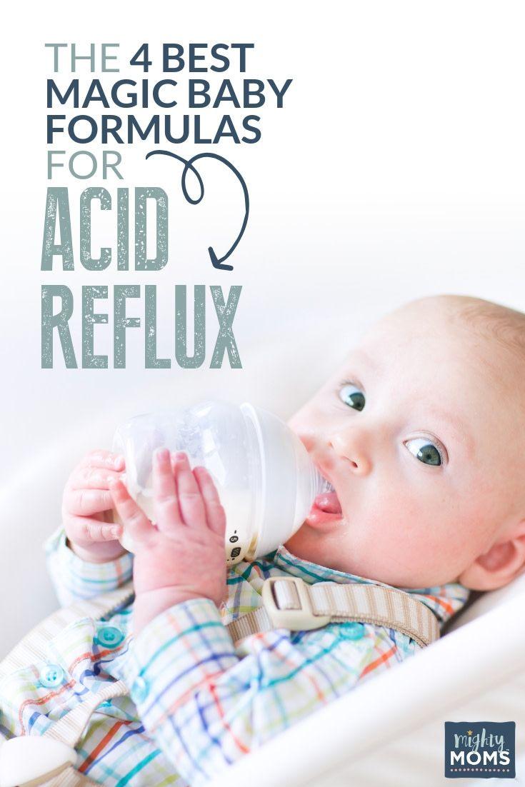 Formula For Acid Reflux : formula, reflux, Feeding