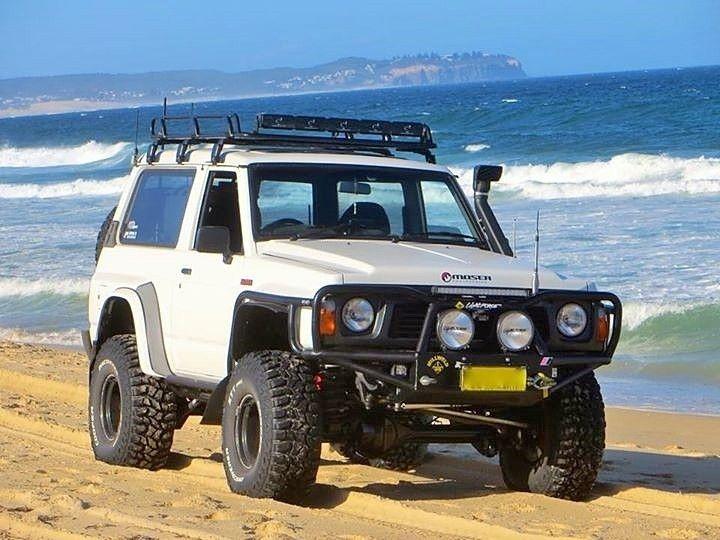 Nissan Patrol Gq Y60
