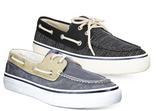 Sperry Men's Bahama Boat Shoes 2-Pair for $49 shipped #LavaHot http://www.lavahotdeals.com/us/cheap/sperry-mens-bahama-boat-shoes-2-pair-49/188847?utm_source=pinterest&utm_medium=rss&utm_campaign=at_lavahotdealsus