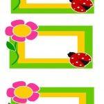 uğur böcekleri sınıfı için yaka kartı (1)
