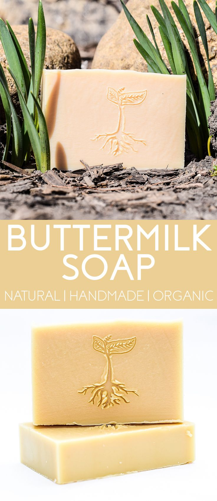 Very gentle soap !! It will cleanse, soothe and not strip away natural oils, unscented and as always - no synthetic ingredients. It also include moisturizing Shea butter and nutrient rich Avocado oil for that extra moisture and luxury. Gentle Buttermilk Soap is great as a facial bar, especially If you have vary sensitive skin. It will leave your skin feeling fresh and moisturized