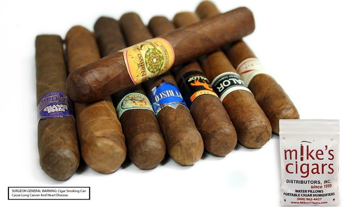 Cigar Samplers from Mike
