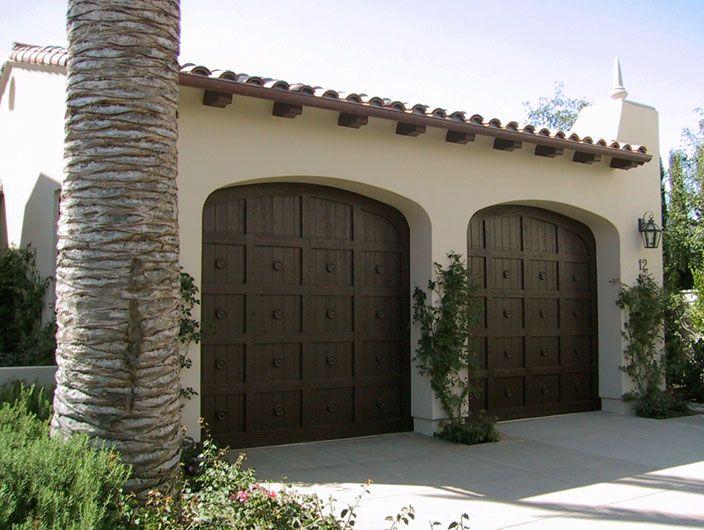 Garage Design Spanish Revival Garage Just A Bit Of Paint On
