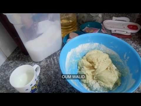 (63) مطبخ ام وليد بينيي سريع بدون تخمير - YouTube