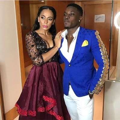 Bassey And TBoss Step Out For The Premiere Of 'Alter Ego'(Photos)