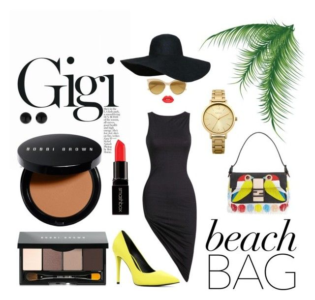 """Keep it BLACK, with a POP of colour!"" by jeanelalvarado on Polyvore"