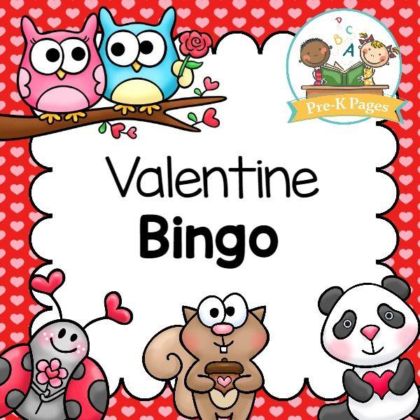 25+ best ideas about Valentine bingo on Pinterest | Kids ...
