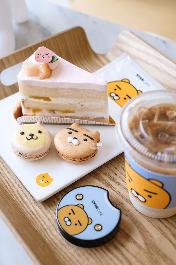 Of all themed cafe, we pretty much enjoyed the food at Kakao Friends Flagship St…