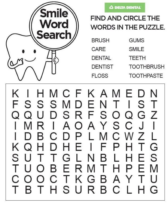 Looking for an activity for your kids? Check out this word