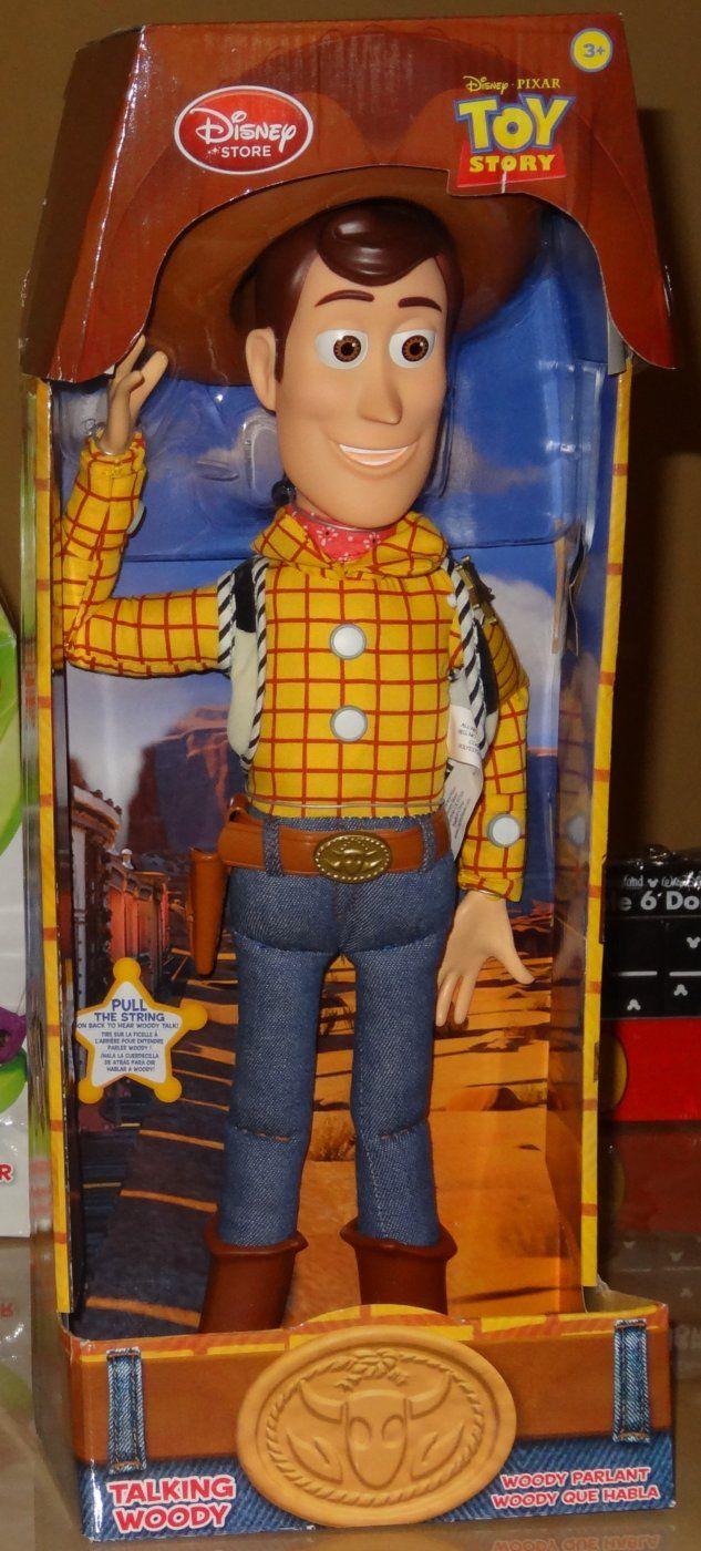 El vaquerito Woody @ escala real (40 cm).
