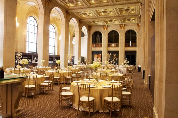 How gorgeous will this be for @lucianmatis FW13? Grand Banking Hall | One King West Hotel & Residence