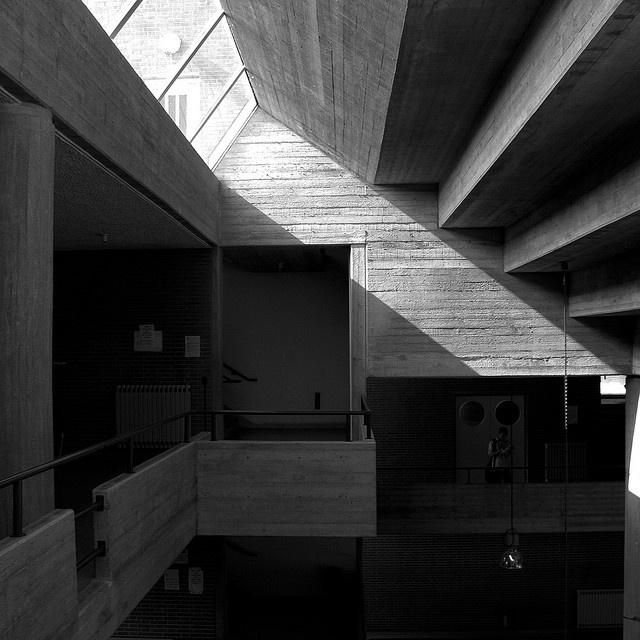 collegi universitari di urbino | giancarlo de carlo | 1973-83 | foto by giulia moretti|