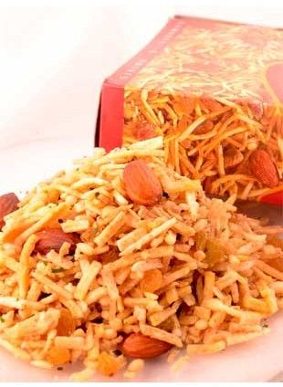 Buy namkeen online  Buy namkeen online in India at Best Price. 100% Hygienic and authentic sweets and namkeens and free shipping with Cash on Delivery (CoD) facility available. These are the spiciest treats of India that can be savored anytime. Such tangy yet delicious Indian snacks make a perfect tea partner. Buy namkeen online and  avail guaranteed bonus coupons gift or gift cards on every purchase. Buy Dry Fruit Namkeen, Gujarati Namkeen, Punjabi Namkeen from foodfeasta online sweet store