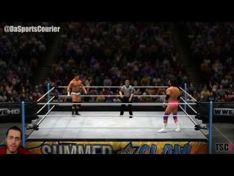 WWE Summerslam 2013: Cody Rhodes vs. Damien Sandow Simulation, I was so happy that cody beat the crap out of Damien , good job cody and by the way u look so much better without ur love stach lol love rendie oxoxoxoxo