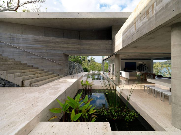 Solis Residence By Renato Du0027Ettorre Architects