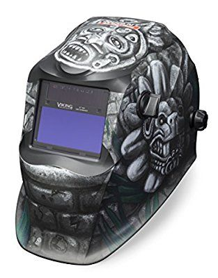 Lincoln Electric VIKING 1840 Aztec Welding Helmet with 4C Lens Technology - K4175-3
