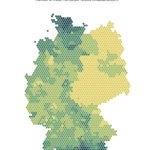 Choropleth Map | Data Viz Project