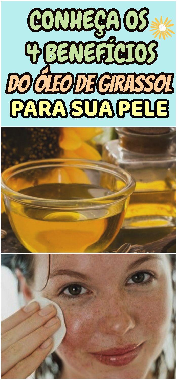Beneficios do oleo de girassol no cabelo