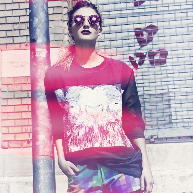 Roar pullover stylist - Barbara Stein