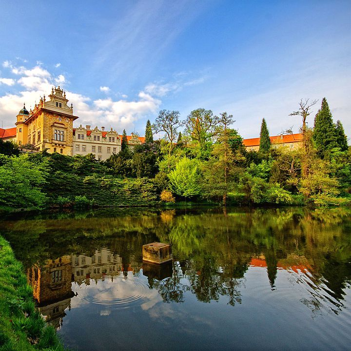 Czech Republic - Průhonice Park and Castle