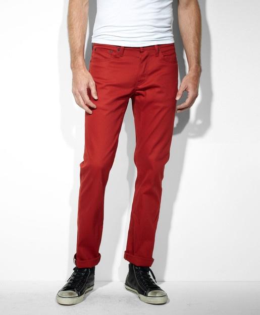 Levi's 511™ Skinny Commuter Twill Pants - Auburn - 511™ Skinny ($50-100) - Svpply