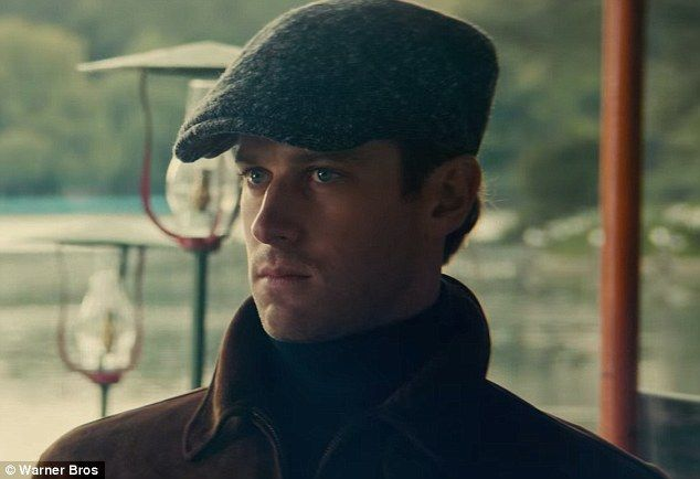 Henry Cavill and Armie Hammer in trailer for Guy Ritchie's 'The ...