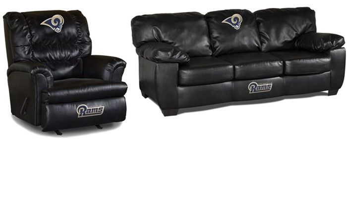 Use the code PINFIVE to receive an additional 5% discount off the price of the Los Angeles Rams NFL Champion Fan Cave Set at SportsFansPlus.com