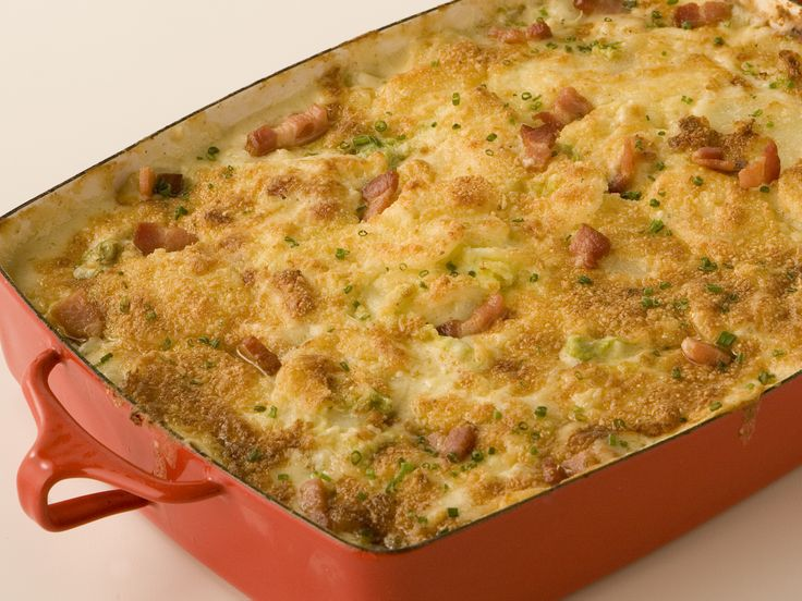 The Ultimate Potato Gratin from FoodNetwork.com - time consuming but worth it!!