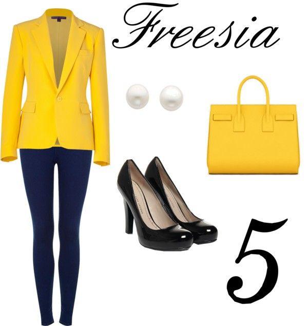 Pantone Spring 2014: Freesia