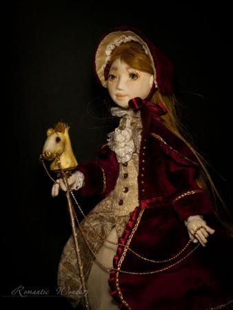 Jannette | Romantic Wonders Dolls
