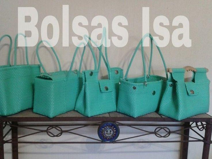 Bolsas Artesanales Isa