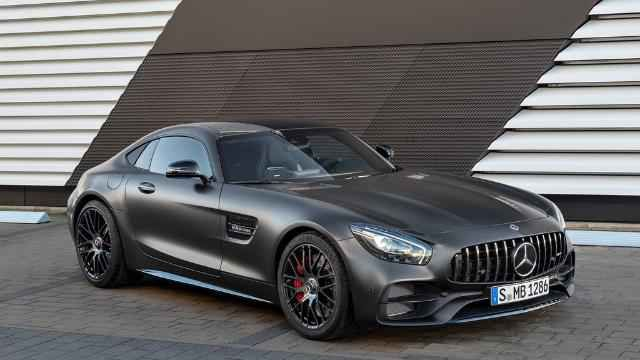 Novidade Mercedes-Benz AMG GT 2019 – restyling da família de carros desportivos: Novo ,Preço, Interior e Fotos, Ficha Técnica