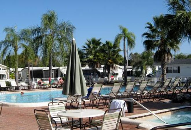 Pioneer Village, An Encore Resort at North Fort Myers, Florida, United States - Passport America Discount Camping Club