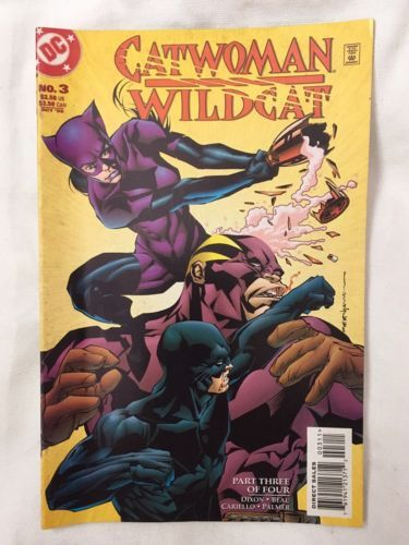Catwoman-Wildcat-3-Oct-1998-DC