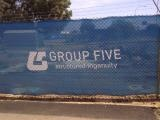Beautiful picture of prined shade cloth Group Five .