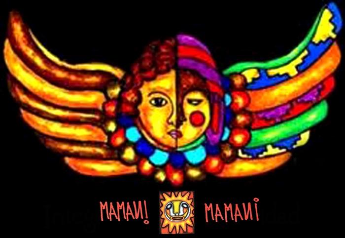Cubismo Andino – Mamani Mamani | Dosis Design