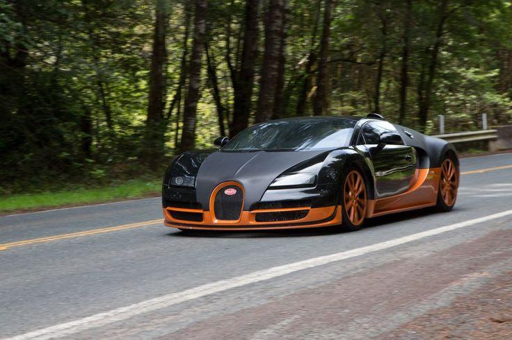 Need for Speed movie Bugatti