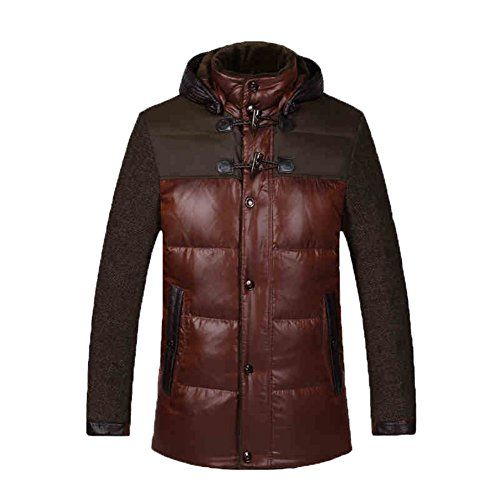 Men's Winter New Trend Of Leisure And Warm Down Jacket  http://www.yearofstyle.com/mens-winter-new-trend-of-leisure-and-warm-down-jacket/