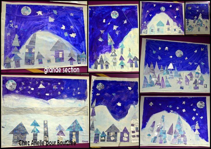 Villages d'hiver