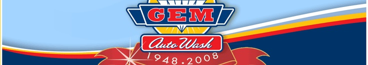 Gem Auto Wash - Car Detailing Gift Certificate $100, Sacramento's Car Wash for 60 Years!