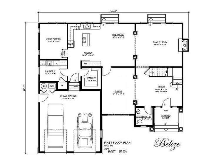 Metal Home Plans